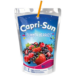 Capri Sun - Summer Berry - 32x200ml