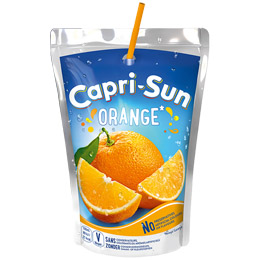 Capri Sun - Orange - 40x200ml