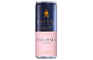 Savyll - Alcohol-Free Cocktail - Paloma - 12x250ml