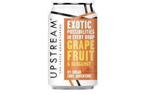 Upstream Grapefruit & Bergamot - 12x330ml