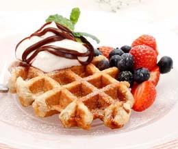 Belgian Waffles - 20x90g