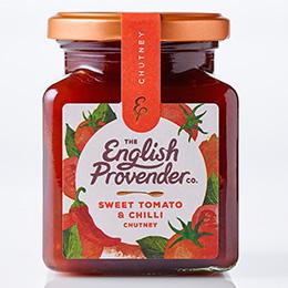Sweet Tomato & Chilli Chutney - 6x325g
