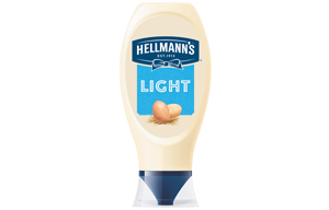 Hellmans - Light Mayonnaise - 8x430ml