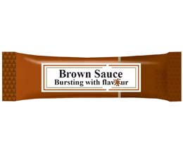 Sachets  - Brown Sauce Sticks - 200x9G