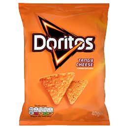 Doritos - Tangy Cheese - 32x40g