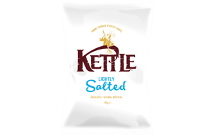 Kettles - Lightly Salted - 18x40g