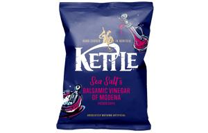 Kettles - Sea Salt & Balsamic Vinegar - 18x40g