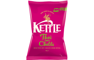 Kettles - Thai Sweet Chilli - 12x150g