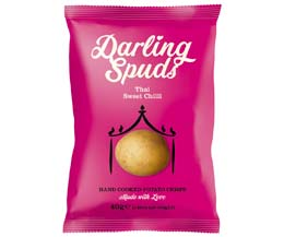 Darling Spuds - Thai Sweet Chilli - 30x40g
