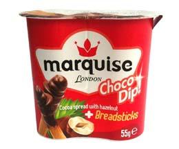 Marquise London - Choco Dip - 96x55g