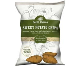 Scott Farms - Sweet Potato Chips - 24x40g
