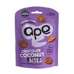 Ape Crunch Bites - Chocolate - 10x26g
