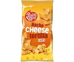 Poco Loco Tortillas - Yellow - Cheese - 12x450g