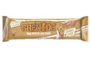 Grenade - Carb Killa Bar - Caramel Chaos - 12x60g