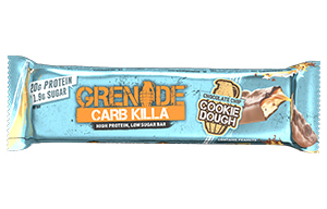 Grenade - Carb Killa Bar - Cookie Dough - 12x60g