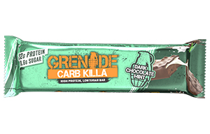 Grenade - Carb Killa Bar - Dark Chocolate Mint - 12x60g