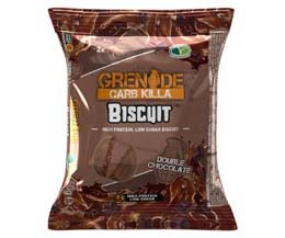 Grenade - Biscuits - Carb Killa  - Double Chocolate - 12x50g