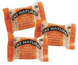 Eat Natural - Mini - 1x200 (4kg) - Almond, Apricot & Yoghurt