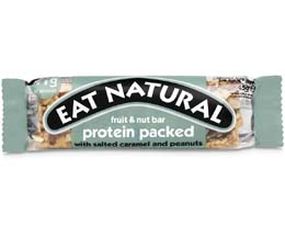 Eat Natural - Salted Caramel - 12x45g