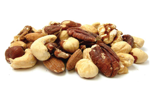 Mixed Plain Nuts - 1x3kg Bag