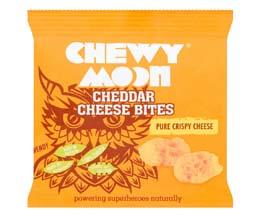 Chewymoon - Popped Cheddar -12x15g