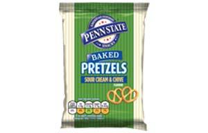 Penn State Pretzels - Sour Cream & Chive - 33x30g