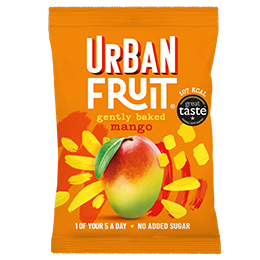 Urban Fruit - Mango Snack Pack - 14x35g