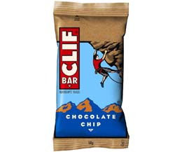 Clif Bars - Choc Chip - 12x68G (130004M)