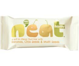 N'Eat Healthy - Banana & Multi Seeds - 16x45g