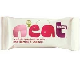 N'Eat Healthy - Red Berries & Quinoa - 16x45g