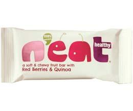 N'Eat Healthy - Red Berries & Quinoa - 16x45g