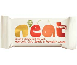 N'Eat Healthy - Apricot & Pumpkin Seeds - 16x45g