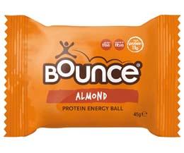 Bounce Balls - Almond - 12x45g