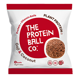 The Protein Ball Co - Goji & Coconut - Bags - 10x45g