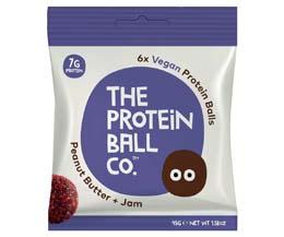 Protein Balls - Peanut Butter & Jam - Bags - 10x45g