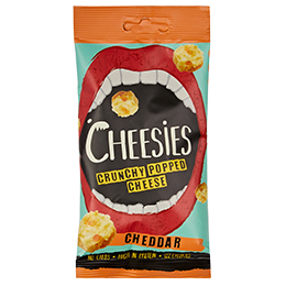 Cheesies - Cheddar - 12x20g