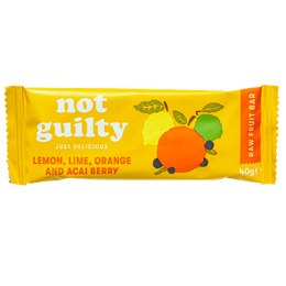 Not Guilty - Lemon, Lime, Orange & Acai Berry - 16x40g