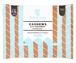 Dolce La Dolce - Cashews & Coconut - 12x40g