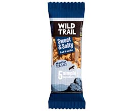 Wild Trail - Sweet & Salty - 18x46g