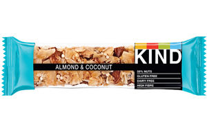 Kind Bar - Almond & Coconut - 12x40g
