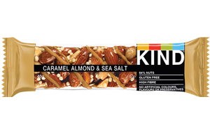 Kind Bar - Caramel, Almond & Sea Salt - 12x40g
