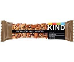 Kind Bar - Almond & Madagascan Vanilla - 12x40g
