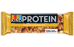 Kind Protein Bar - Toasted Caramel Nut - 12x50g