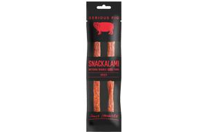 Serious Pig Snacking Salami - Chilli & Paprika - 12x28g