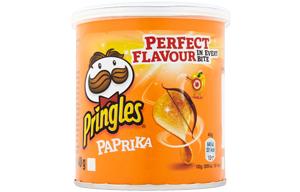 Pringles - Paprika - 12x40g