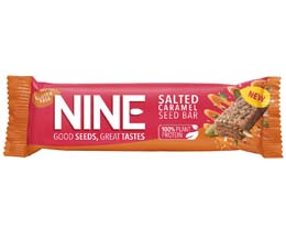 Nine - Salted Caramel - 20x40g