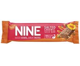 Nine - Salted Caramel - 20x40g