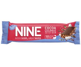 Nine - Cocoa & Coconut - 20x40g