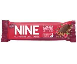 Nine - Cocoa & Raspberry - 20x40g
