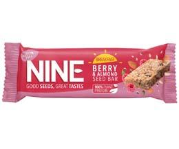 Nine Breakfast - Berry & Almond - 16x50g